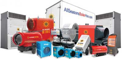 All Seasons Hire Ltd Image
