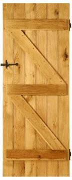 Uk Oak Doors Warwickshire Internal Oak Doors Ledge