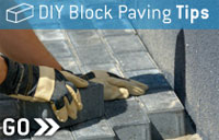 DIY Block Paving