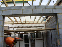 Cassiobury Construction Image