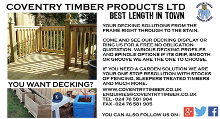 Coventry Timber Products Ltd Image