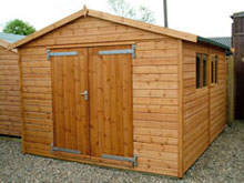 Custom Made Wooden Buildings Image