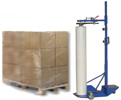 Image result for pallet wrapping equipment