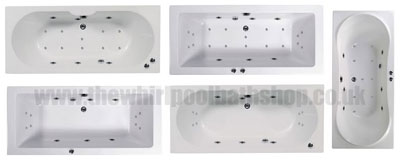 The Whirlpool Bath Shop Whirlpool Baths Uk Shower Baths