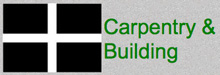 Carpentry and Building Logo
