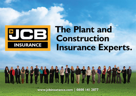Jcb insurance services ltd staffordshire nationwide for Insurance construction types
