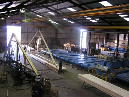 Quinn Building Supplies Dungannon Roof Trusses Ireland