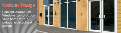 Concept Aluminium Windows Ltd Image