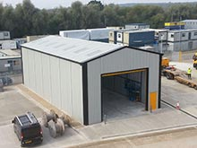 Saredon Steel Buildings Limited Image
