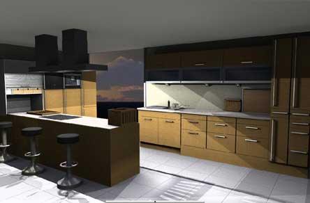 Visual building alton selfbuilders self build for Kitchen design qualifications uk