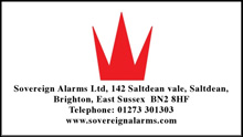 Sovereign Alarms Ltd