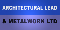 Architectural Lead and Metalwork