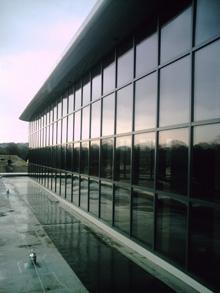 Bridge Aluminium Huddersfield Aluminium Curtain