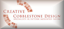 Creative Cobblestone Design