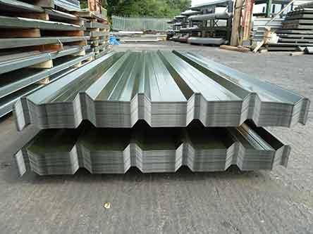 Rhino Steel Cladding Birmingham Roofing Supplies