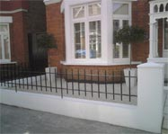Aarons Gates and Railings Image