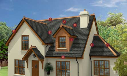 Lagan Tile Lisburn Concrete Roof Tiles Manufacturers