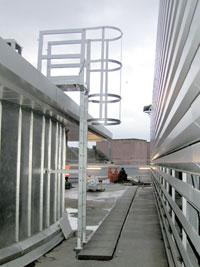 Rostek Uk Ltd Sheffield Building Maintenance Units