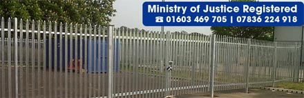 E.A Security Fencing Image