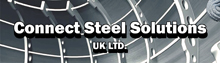 Connect Steel Solutions UK Ltd Logo