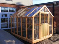 North wales sheds st asph wooden summerhouses wales for Garden shed north wales