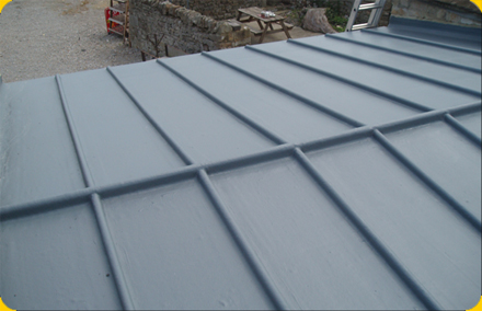 Ron Robinson Roofing Image