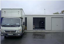 Midland Container Depot & Self Storage Image