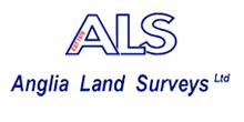 Anglia Land Surveys Logo