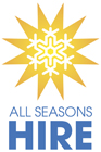 All Seasons Hire Ltd Logo