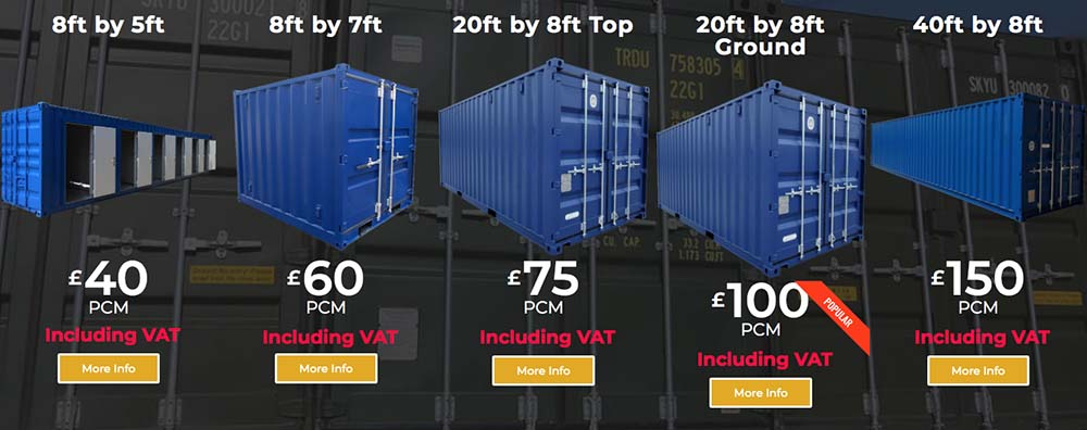 Abercynon Self Storage & Container Hire Image