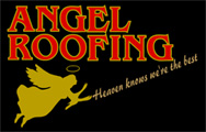 Angel Roofing Logo