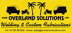 Overland Solutions (UK) LTD