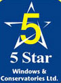 5 Star Windows & Conservatories Ltd