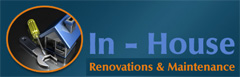 In House Renovations & Maintenance