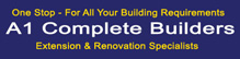A1 Complete Builders Logo