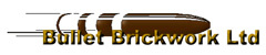 Bullet Brickwork uk ltd Logo