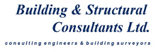 Building & Structural Consultants Ltd. Logo