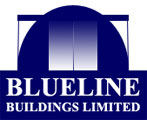 Blueline Buildings Ltd Logo