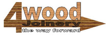 4 Wood Joinery Logo