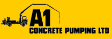 A1 Concrete Pumping Ltd Logo