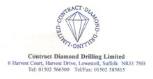Contract Diamond Drilling Limited