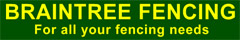 Braintree Fencing