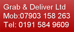 Grab & Deliver Ltd