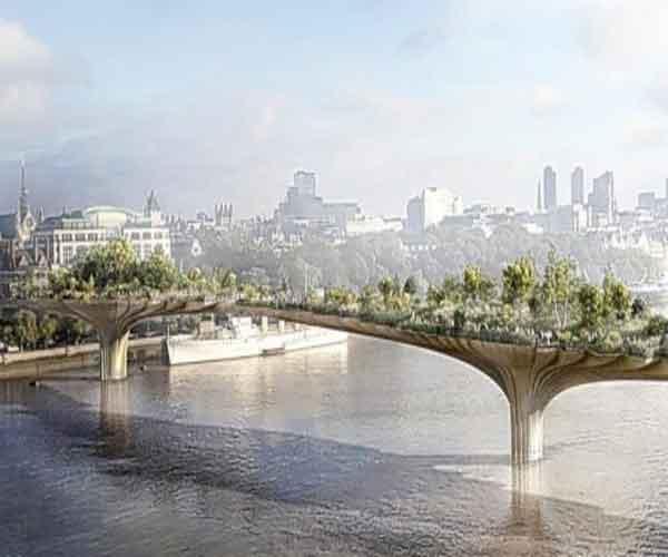 London Mayor Scraps Plans For Thames Garden Bridge UK