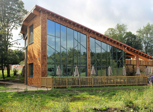 New Visitor Centre Opens At Nottinghamshire's Sherwood ...