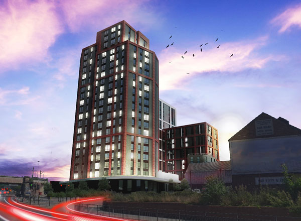 Plans Submitted For Over 300 New Apartments In Leeds | UK ...