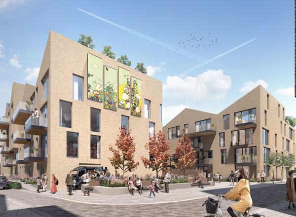 A Planning Application Will Be Submitted Later This Year