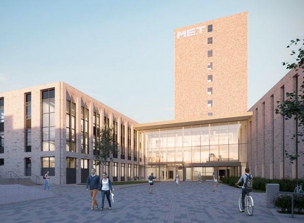 Development Project For Greater Brighton Metropolitan College
