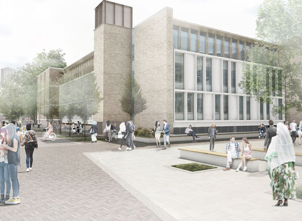 To Transform The London Road Building