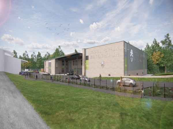 To Deliver New Facilities At Ysgol Gyfun Rhydywaun
